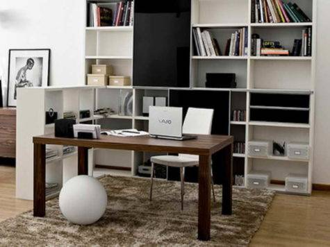 Decoration Simple Decorating Office Living Room Ideas
