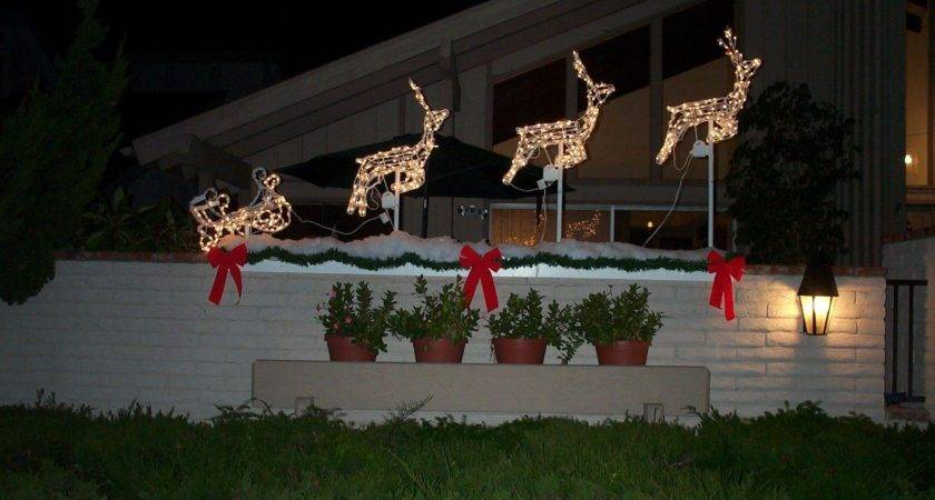 Decorations Best Places Outdoor Christmas Decoration