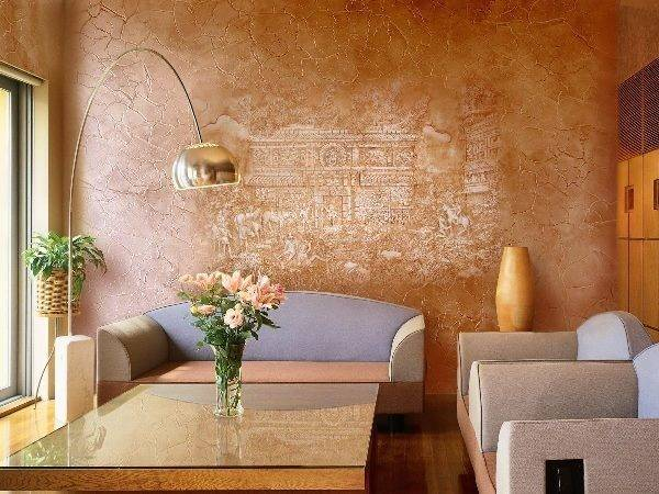 Decorative Plaster Wall Ceiling Finishes