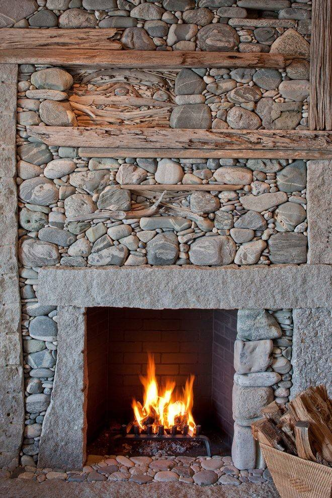 Decorative Stone Fireplaces - The Inductive