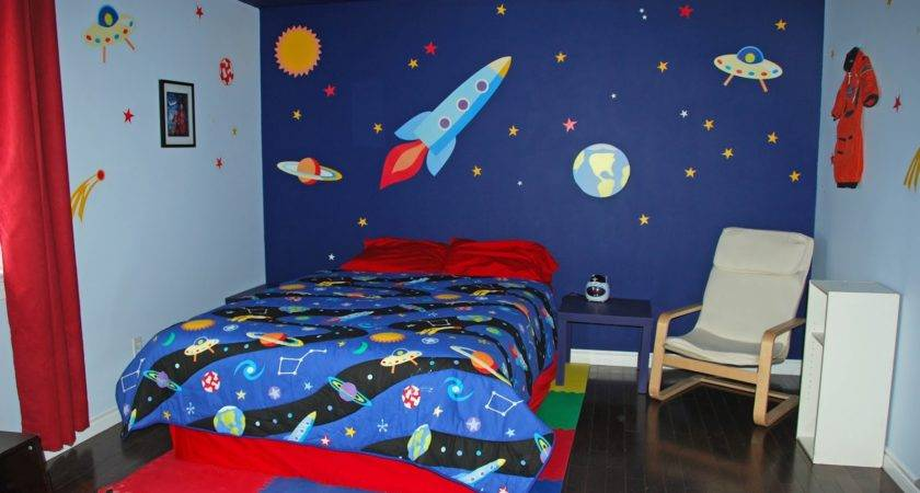 Decorative Toddler Boy Bedroom Cool Wall Decor