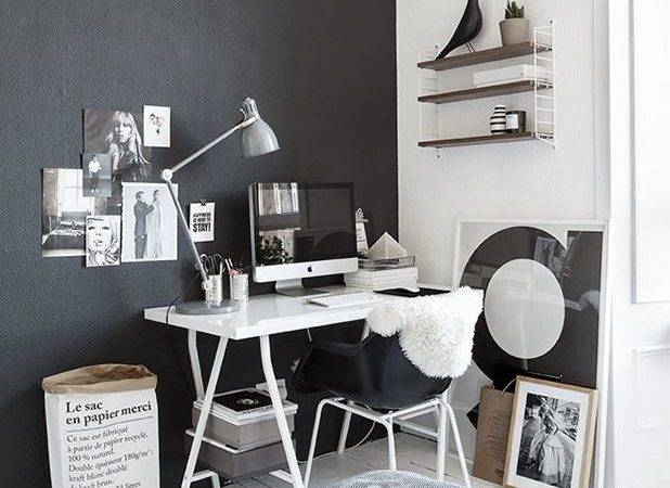 Decordots Home Office Inspiration Sac Papier