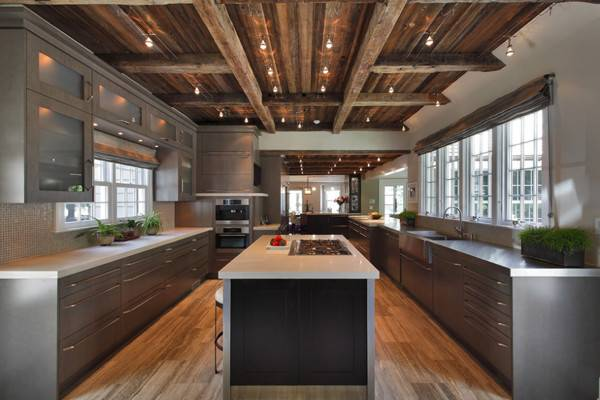 Defining Elements Modern Rustic Home