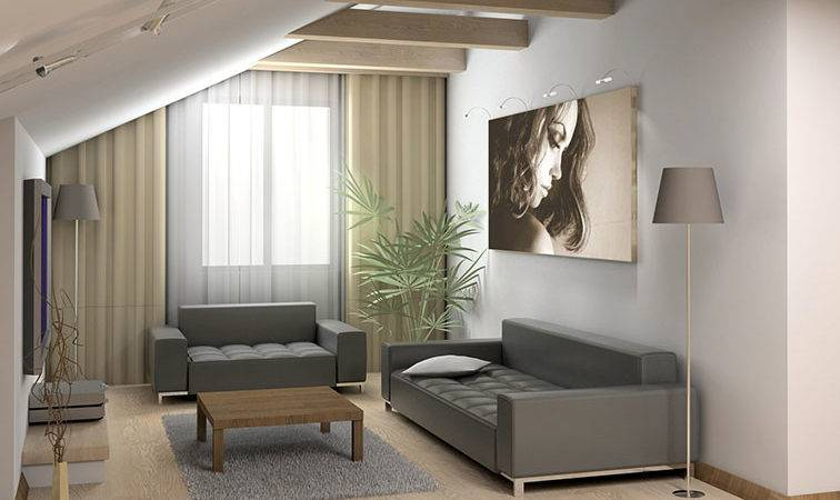 Denizhome Modern Small Living Room Deniz Home