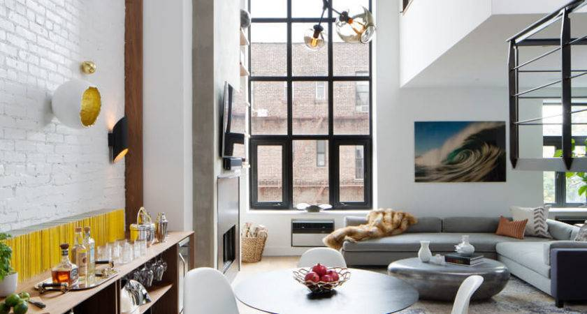 Design Firm Cor Aid Helps Soho Couple Turn Outdated