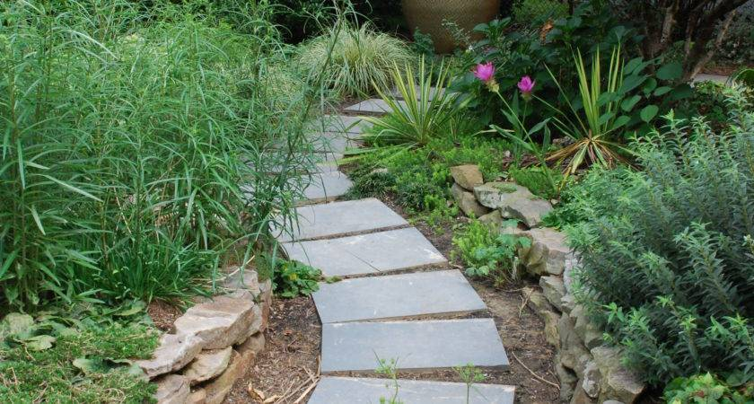 Design Garden Path Greater Enjoyment