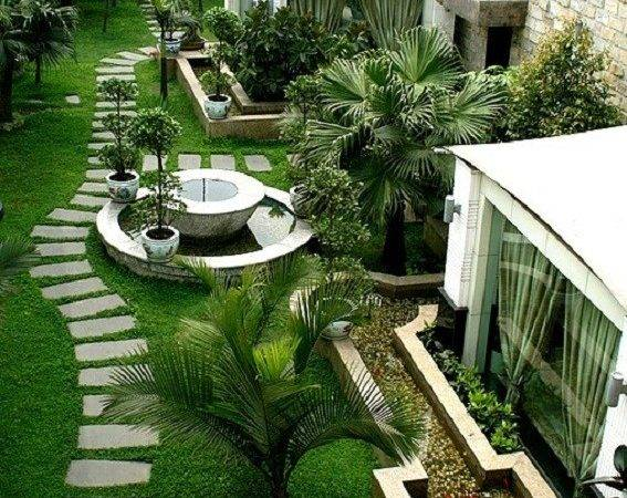Design Ideas Beautiful Roof Top Garde