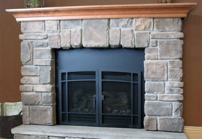 Design Ideas Cast Stone Fireplace Mantel Mantle