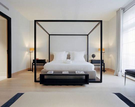 Design Ideas Modern Canopy Bed Think Might