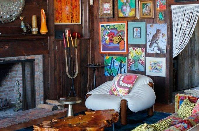 Design Ideas Your Eclectic Living Room