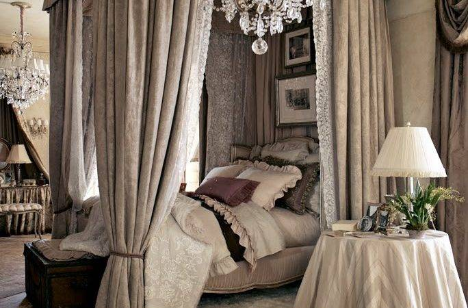 Design Inspirations Nothing Says Romance Canopy Bed