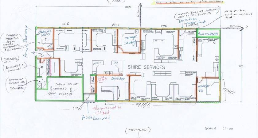 Design Office Plans Room Small