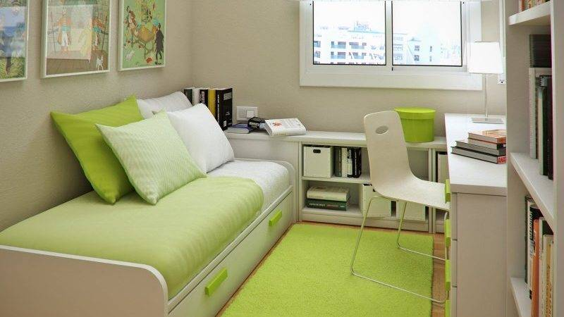 Design Tips Beds Small Room Interior