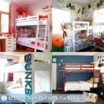 Design Tips Bunk Beds Kids Bedrooms Popsugar Moms