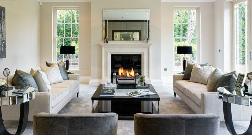 Designer Jenny Allan Create Perfect Living Spaces