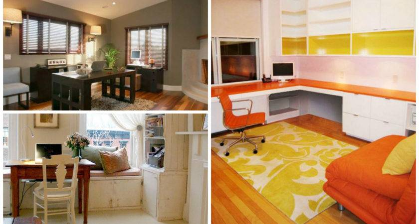 Designing Your Home Office Tips Nice