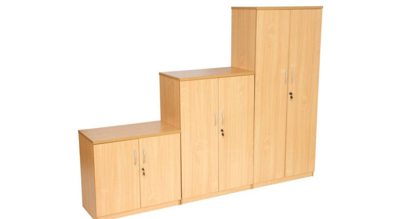 Desk High Tambour Cabinet Somercotes Office