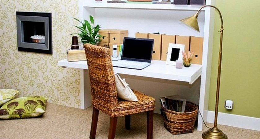 Desk Small Space Best Diy Computer Ideas