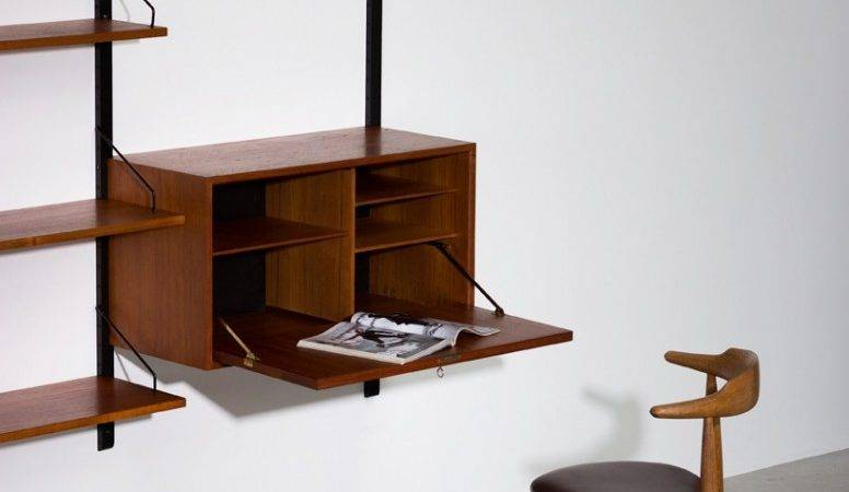 Desk Wall Unit Expensive Home Office Furniture