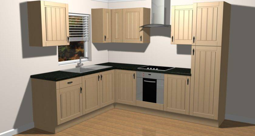 Details New Avondale Ivory Complete Fitted Kitchen Units