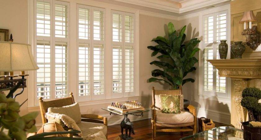 Different Shutters Styles Rooms