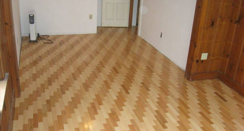 Different Types Flooring Modern House