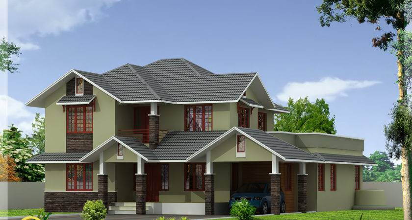 Different Types House Designs