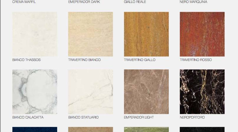 Different Types Marble Tiles Thar Marbles