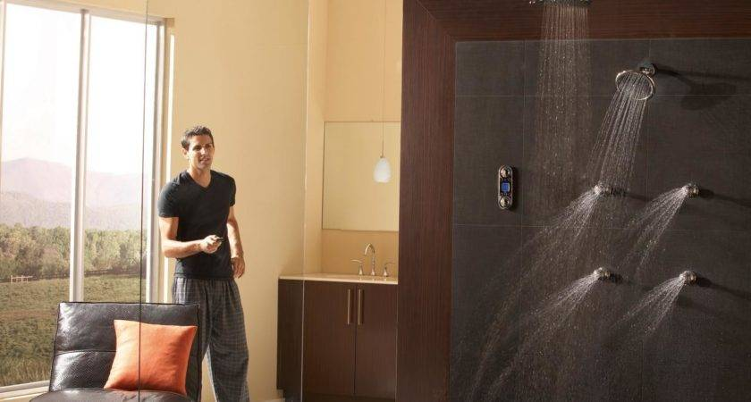 Digital Spa Experience Showers Create