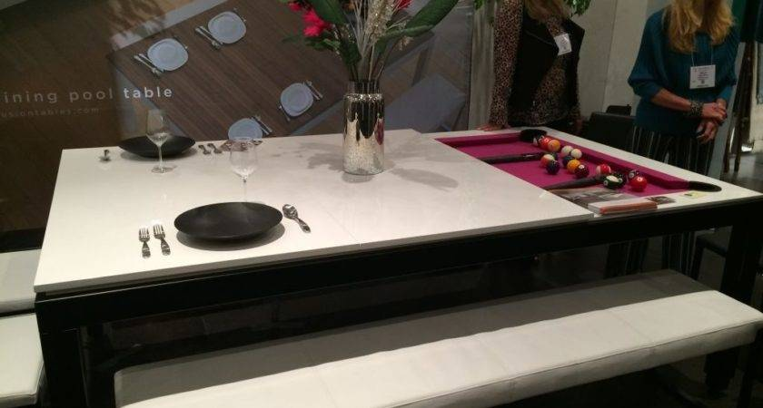Dining Room Pool Tables Home Decorating Trends Homedit
