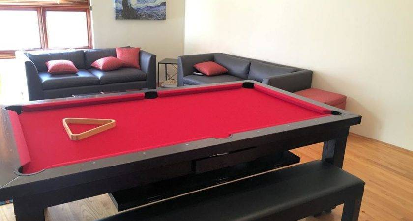Dining Room Pool Tables