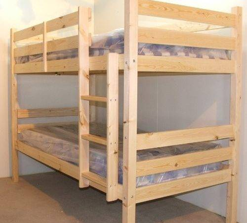 Discounted Furniture Store Heavy Duty Bunk Bed