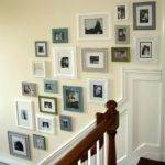 Display Ideas Staircase Galleries
