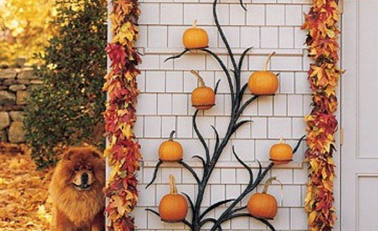 Diy Autumn Decoration Centerpiece Ideas