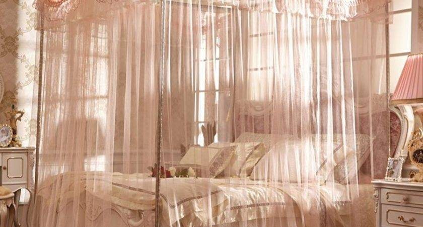 Diy Bed Canopy Have Create Your Beautiful