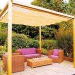 Diy Canopies Sun Shades Your Backyard