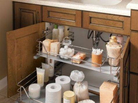 Diy Clever Storage Ideas Bathroom Organization