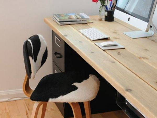 Diy Desks Really Work Your Home Office