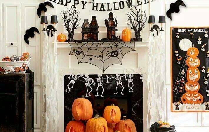 Diy Halloween Decorations Crafts Decoration
