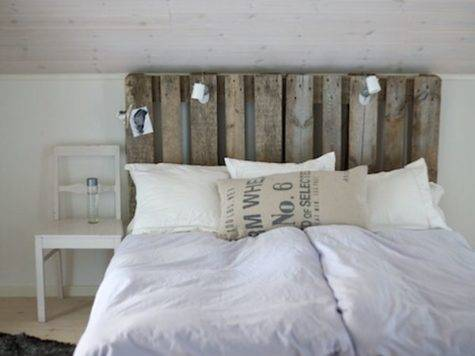 Diy Headboards Made Repurposed Wood