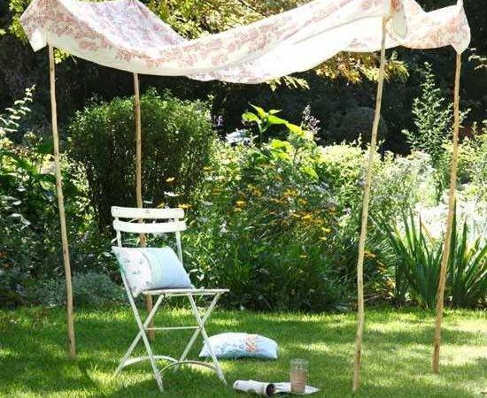 Diy Outdoor Curtains Sunshades Canopy Designs