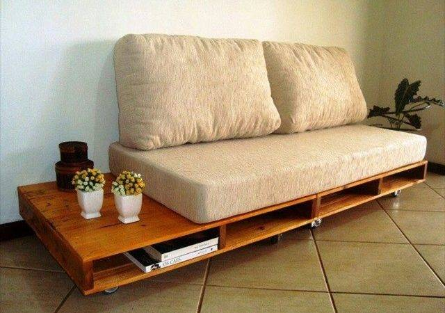 Diy Simple Couch Make Crafts