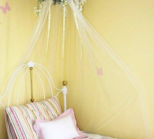 Diy Teenager Girls Canopy Bed Designs Craft Projects