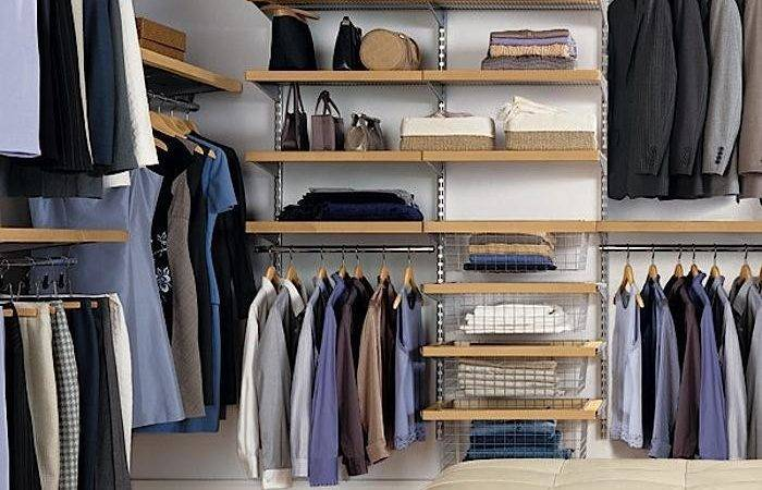 Diy Walk Closet Plans Ideas Advices