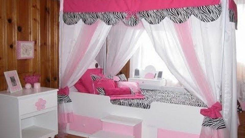 Diyhow Make Your Own Canopy Bed Youtube