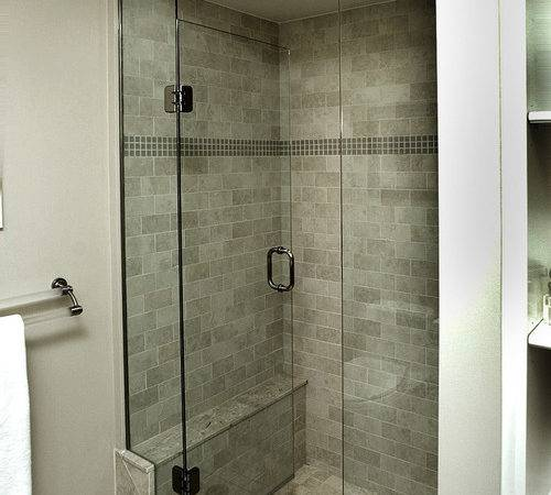 Does Glass Door Stall Shower Open Not Pull
