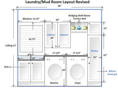 Dolce Vita Laundry Mud Room Makeover Taking Plunge