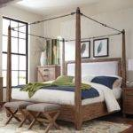 Donny Osmond Madeleine Upholstered Canopy Bed Reviews