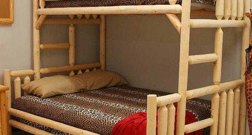 Double Deck Bed Designs Small Spaces Fascinating