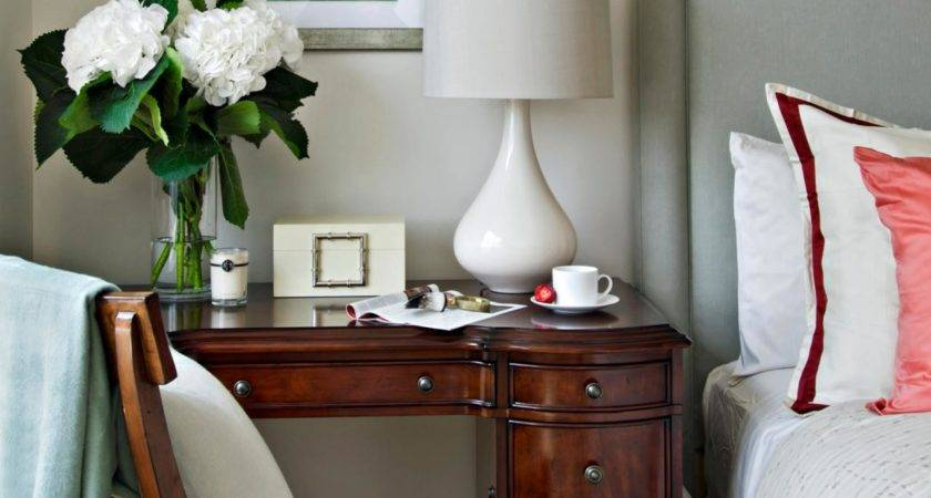 Double Duty Nightstands Bedrooms Bedroom Decorating